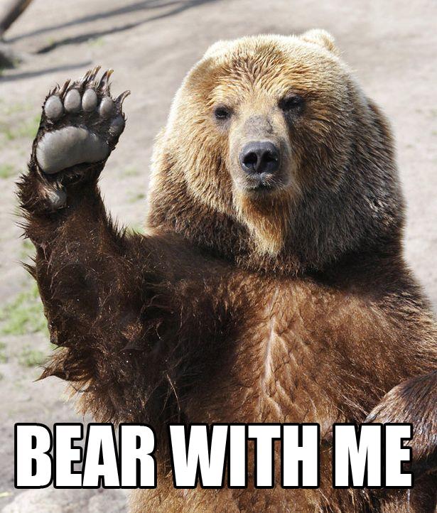 Bear with me скачать торрент